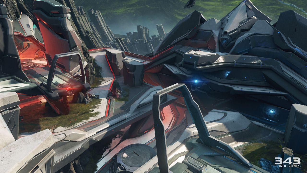 Halo 5 Guardians: 343 Industries giudica le mappe create con la Forgia