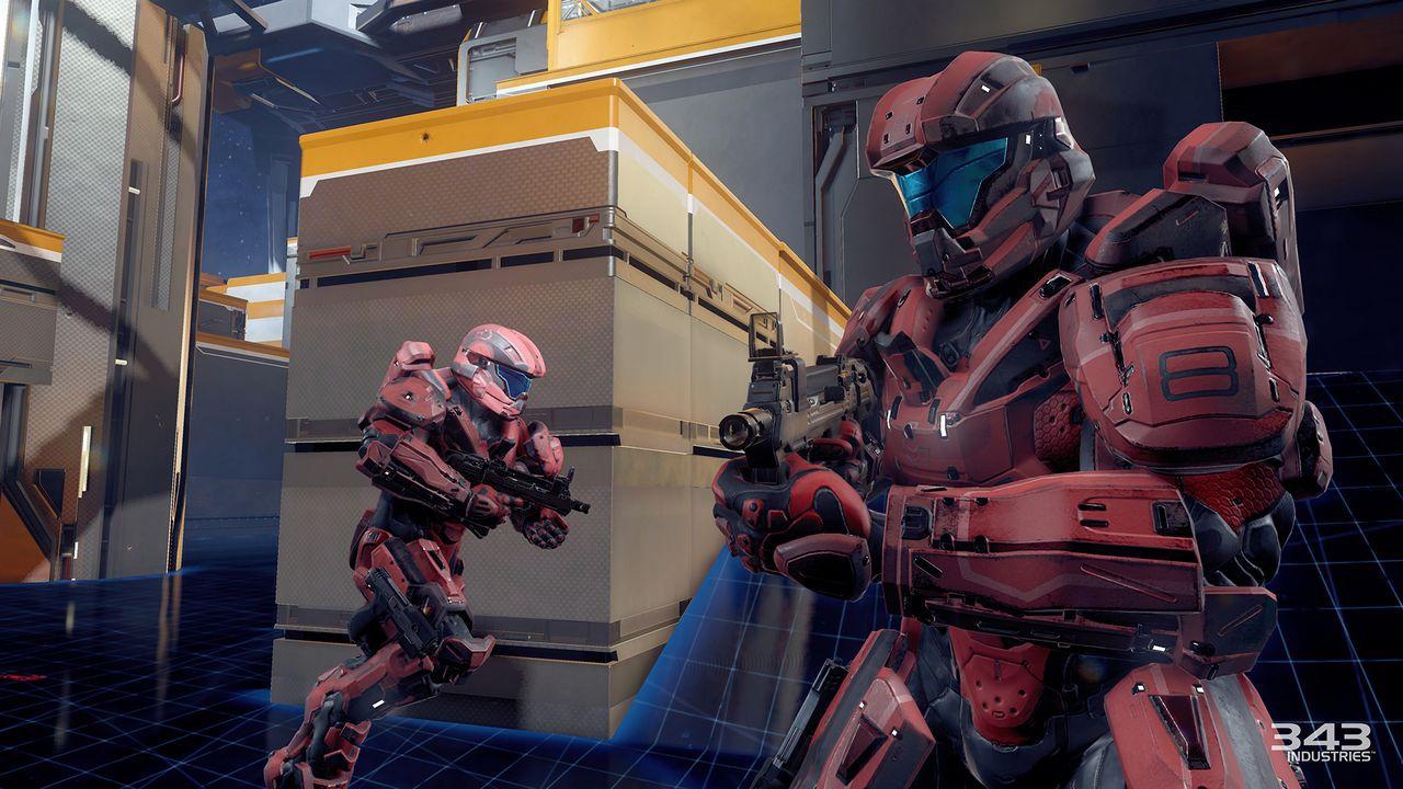 Halo 5 Guardians: aggiunta una nuova mappa alla beta