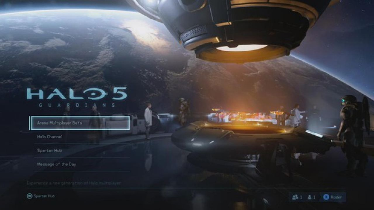 Halo 5 Guardians: beta multiplayer in diretta su Twitch dalle 18:00