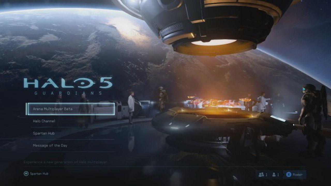 Halo 5 Guardians: chiusi i server della beta