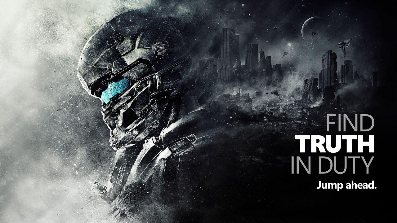 Halo 5 Guardians: Digital Foundry analizza il titolo di 343 Industries