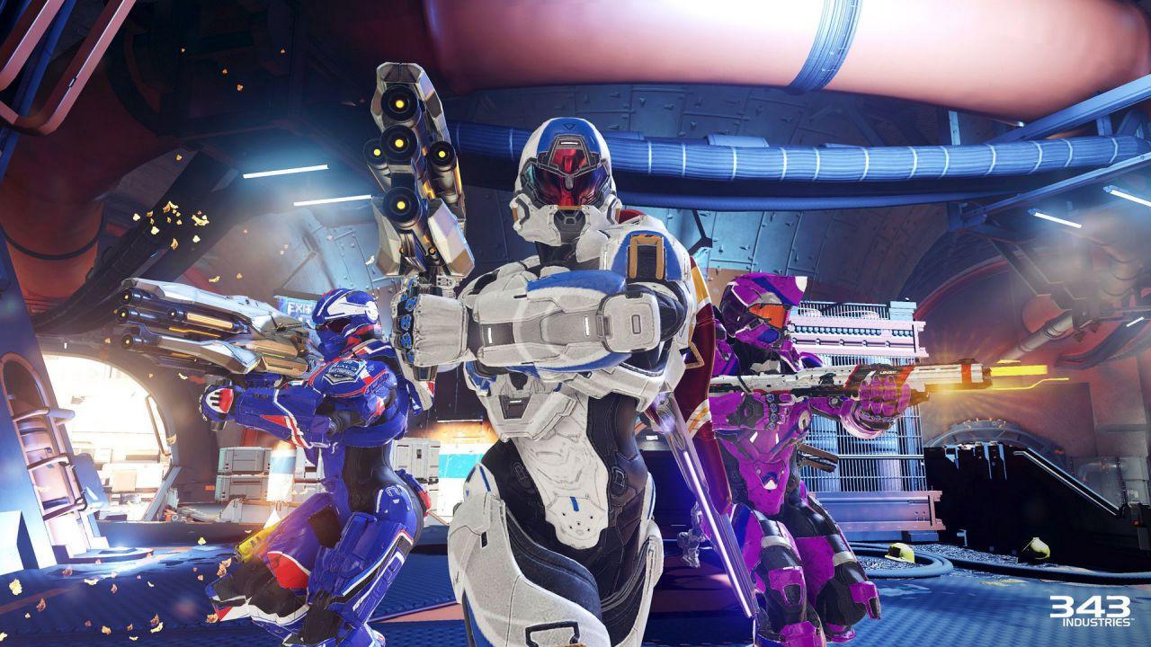 Halo 5 Guardians: Ecco tutti i dettagli sulla beta pubblica di Warzone Firefight