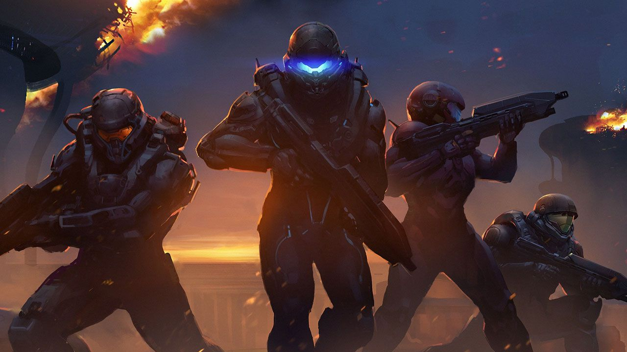 Halo 5 Guardians entra in fase Gold