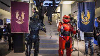 Halo 5 Guardians: Hunt the Truth & Halo Night a Milano - Video speciale sul lancio italiano