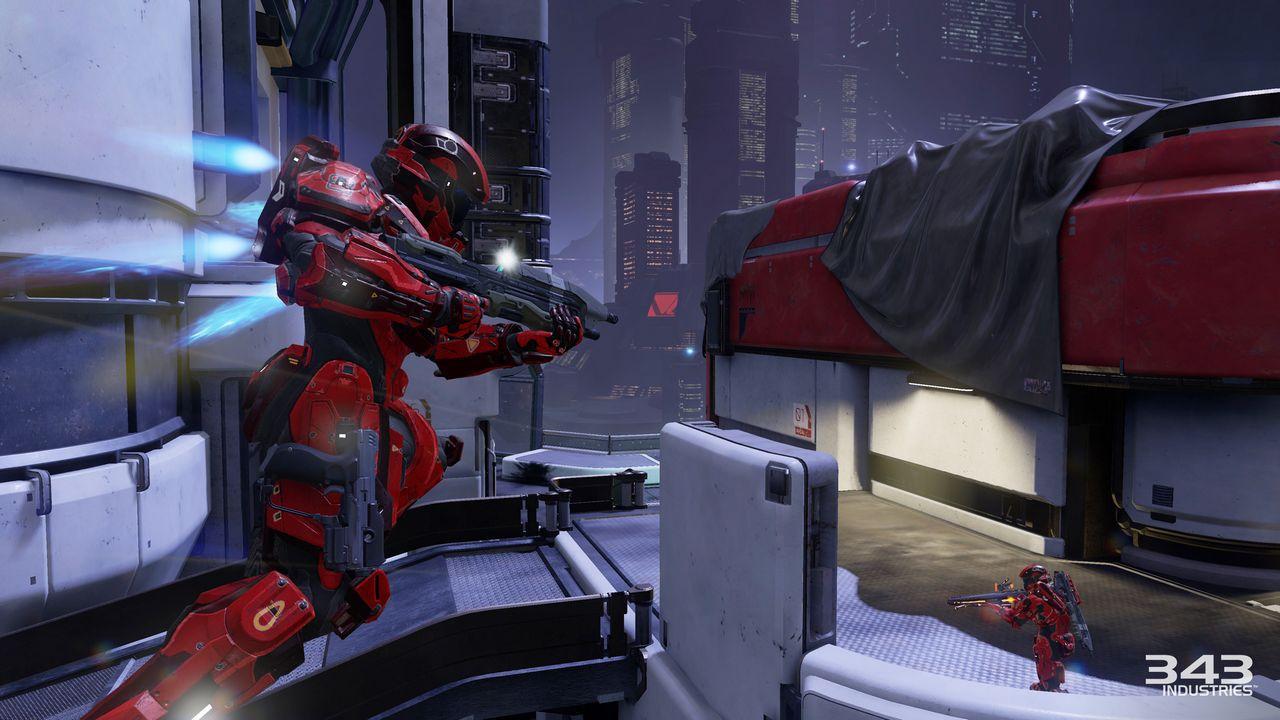Halo 5 Guardians: In arrivo più opzioni per i controlli. Tre scatti per le mappe di Infection