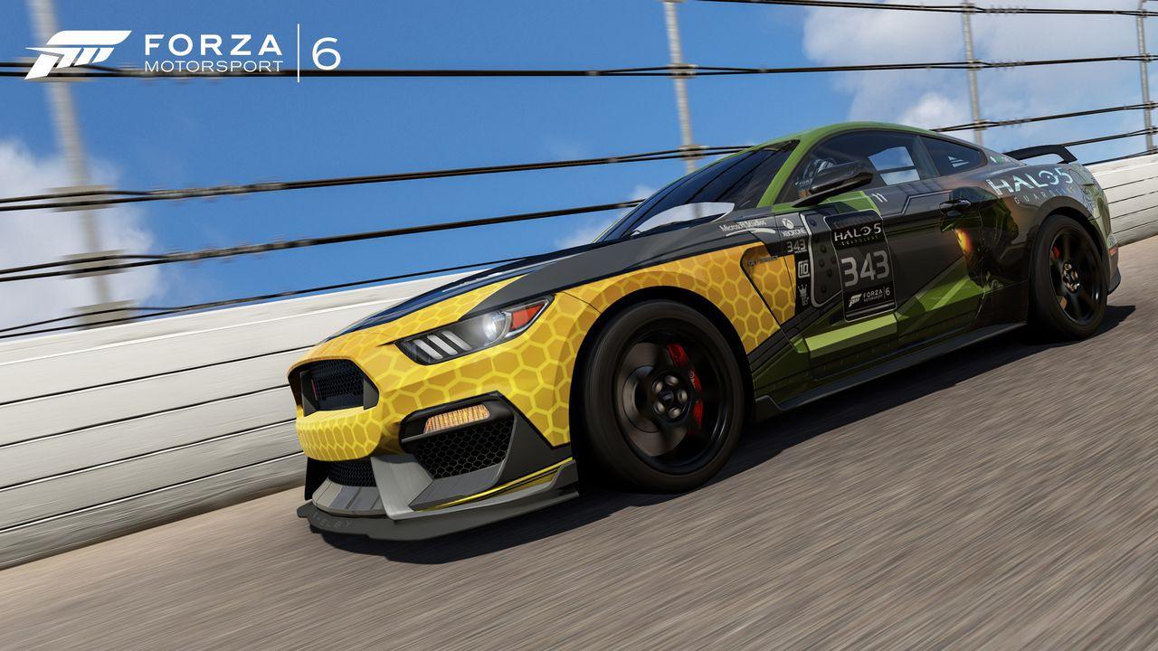 Halo 5 Guardians invade Forza Motorsport 6