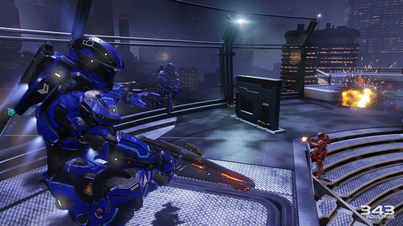 Halo 5 Guardians: l'aggiornamento Cartographer's Gift è finalmente disponibile al download