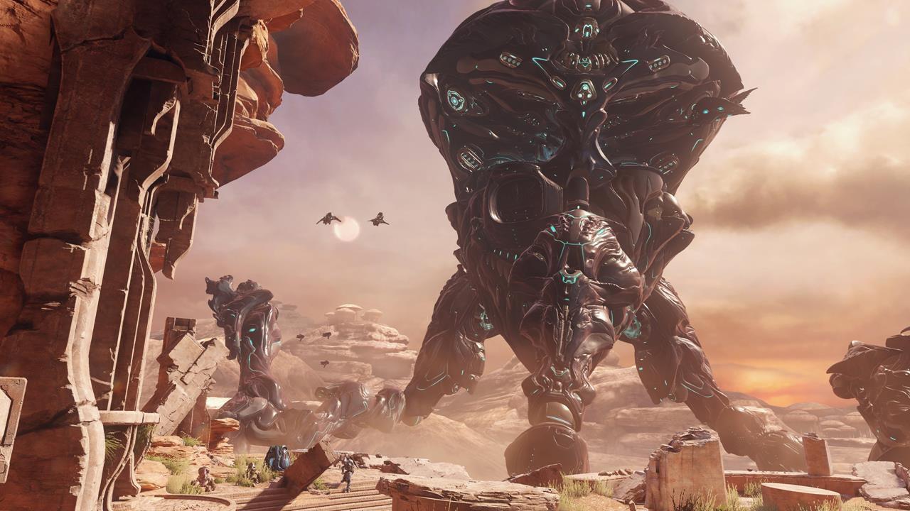 Halo 5 Guardians: l'aggiornamento Memories of Reach disponibile da oggi