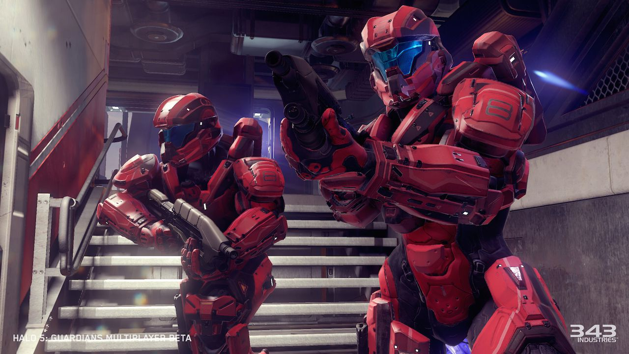 Halo 5 Guardians Multiplayer Beta in diretta su Twitch dalle 17:00