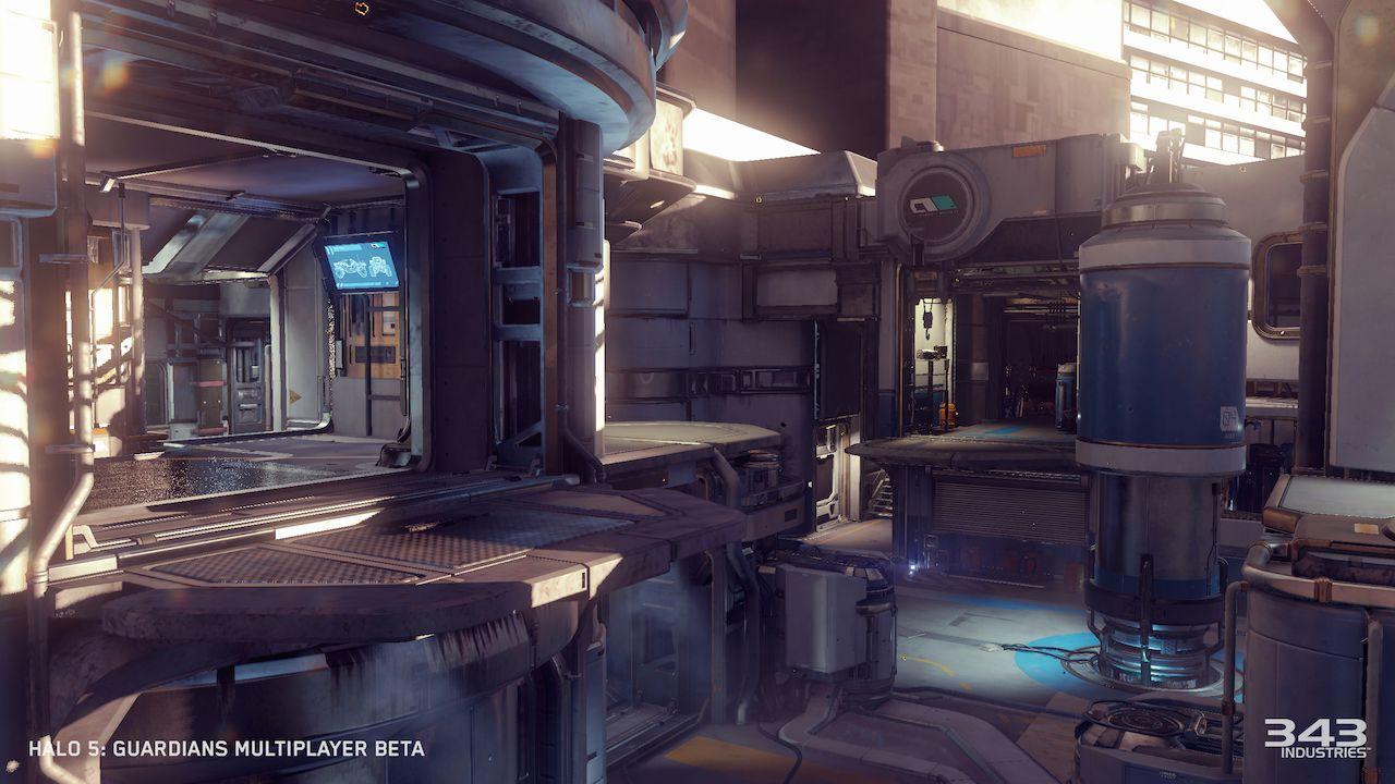 Halo 5 Guardians Multiplayer Beta - Replica Live - 29/12/2014