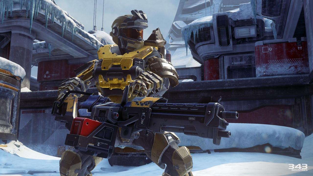 Halo 5 Guardians: Nuove immagini per i contenuti di Memories of Reach