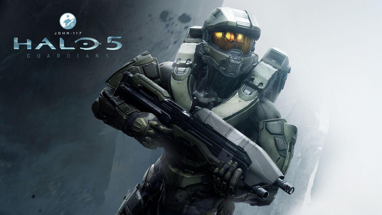 Halo 5 Guardians: nuovi aggiornamenti per le playlist, Shotty Snipers disponibile nel weekend