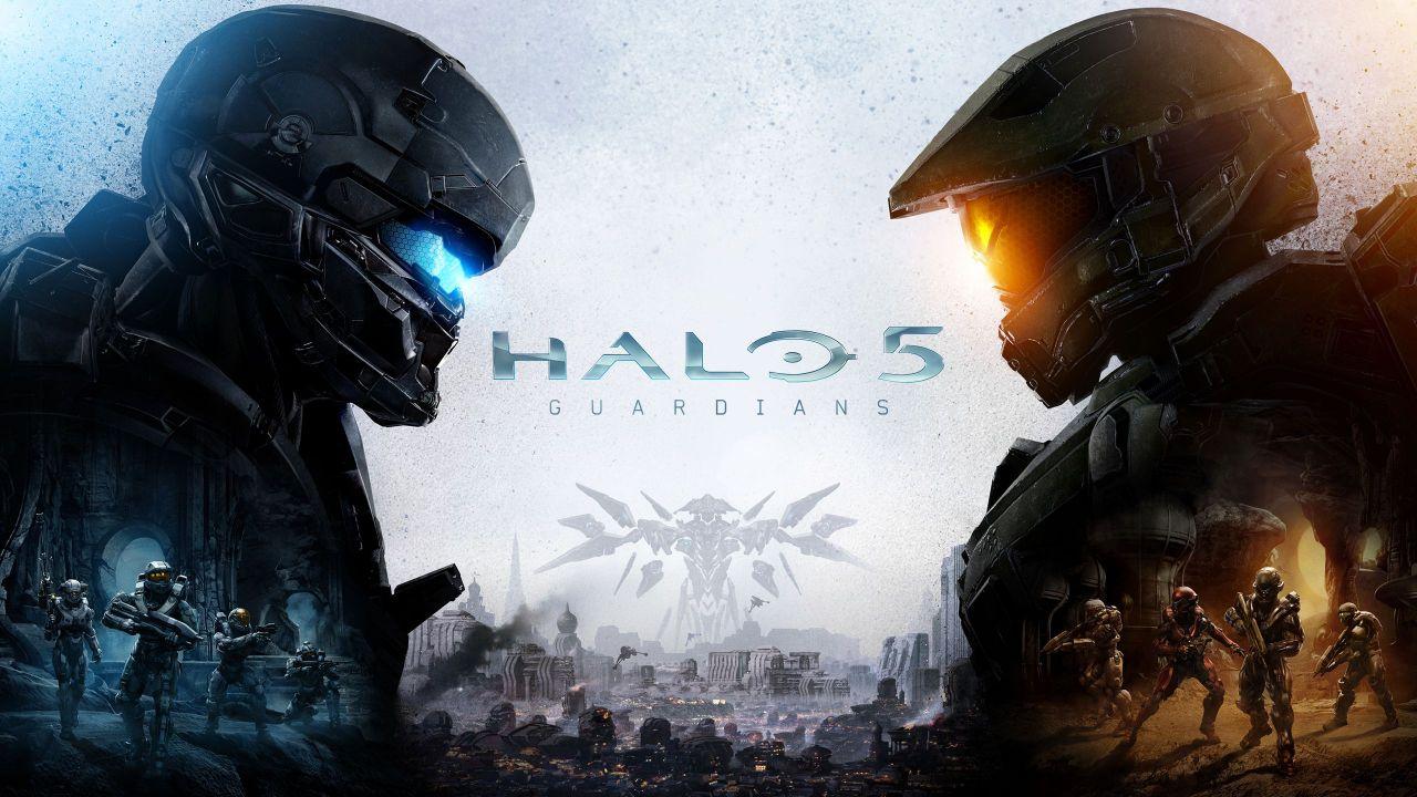 Halo 5 Guardians: nuovo aggiornamento per la Forgia
