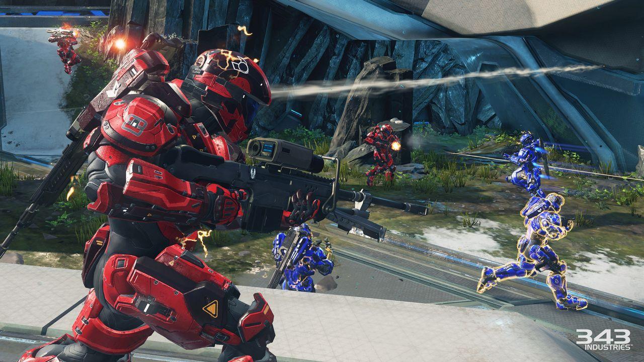 Halo 5 Guardians: pubblicata la lista degli obiettivi sbloccabili