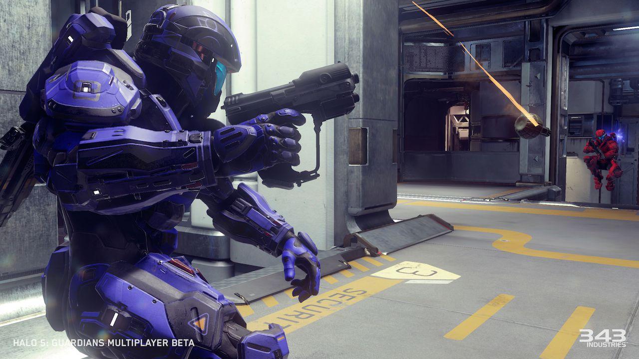 Halo 5 Guardians: regali per i partecipanti alla beta