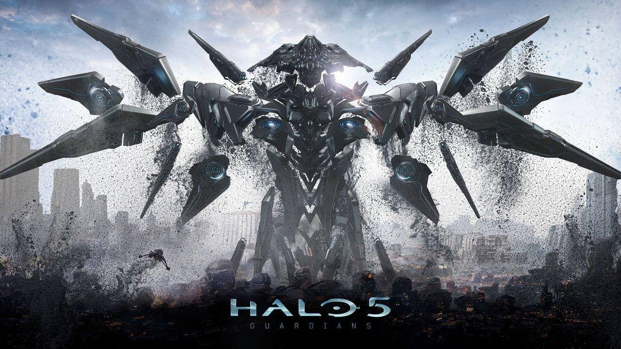 Halo 5 Guardians: rivelate alcune armi della modalità Warzone