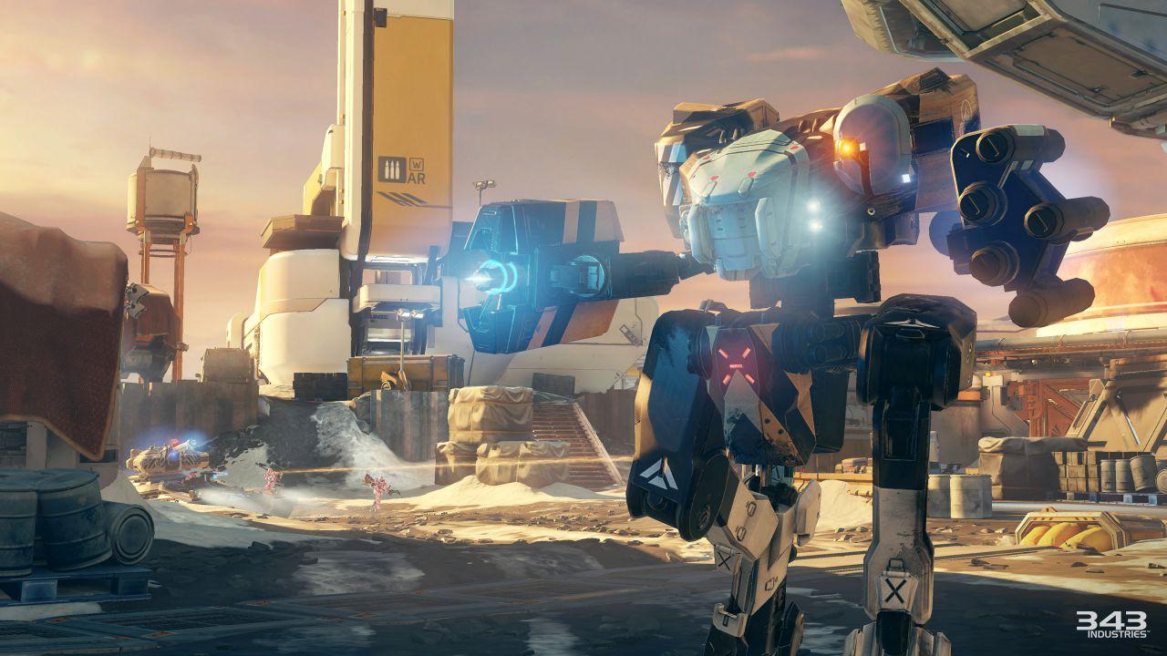 Halo 5 Guardians: Scopriamo tutti i Pacchetti REQ del DLC gratuito Ghosts of Meridian