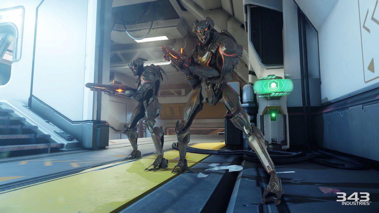 Halo 5 Guardians si aggiorna con bilanciamenti alla campagna ed alla modalità Arena