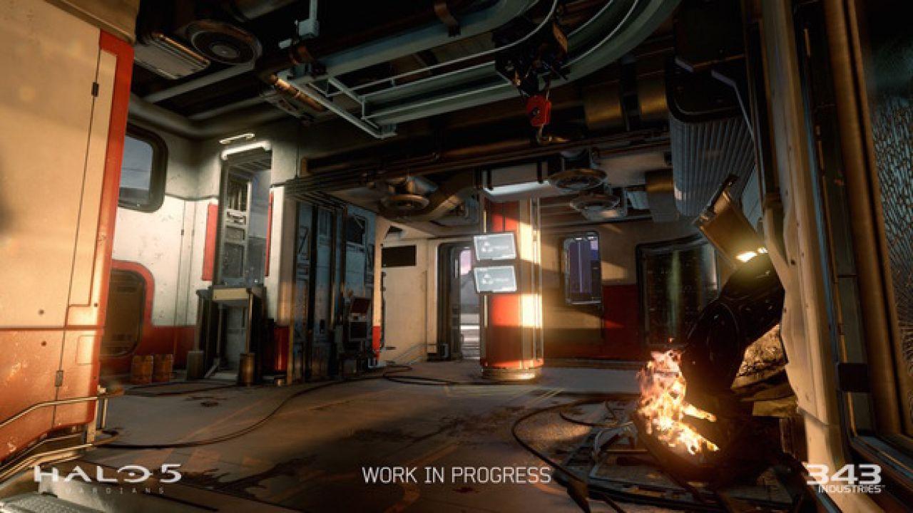 Halo 5 Guardians supporterà il multiplayer co-op per due giocatori in locale