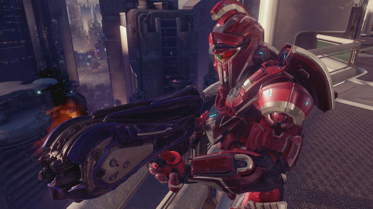 Halo 5 Guardians: Svelati tutti i contenuti del DLC Infinity's Armory