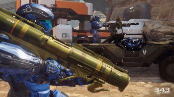 Halo 5 Guardians: video anteprima della modalità multiplayer Warzone