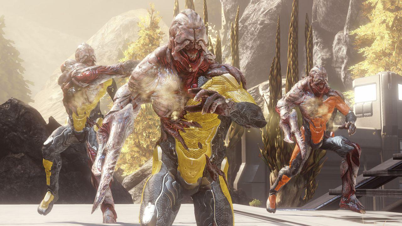 Halo 5 Guardians: video gameplay della modalità Infection