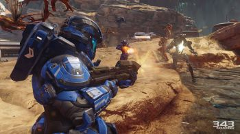 Halo 5 Guardians: video gameplay tratto dalla campagna
