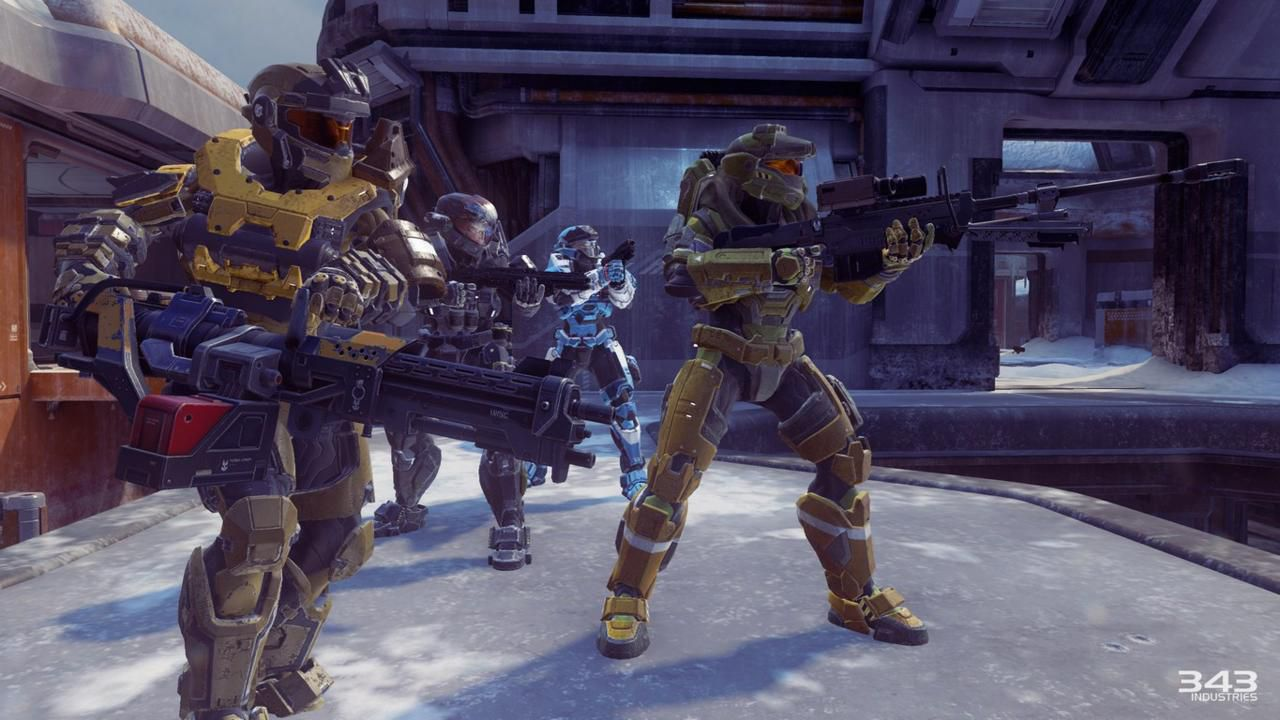 Halo 5 Guardians: Warzone Firefight arriverà a fine mese