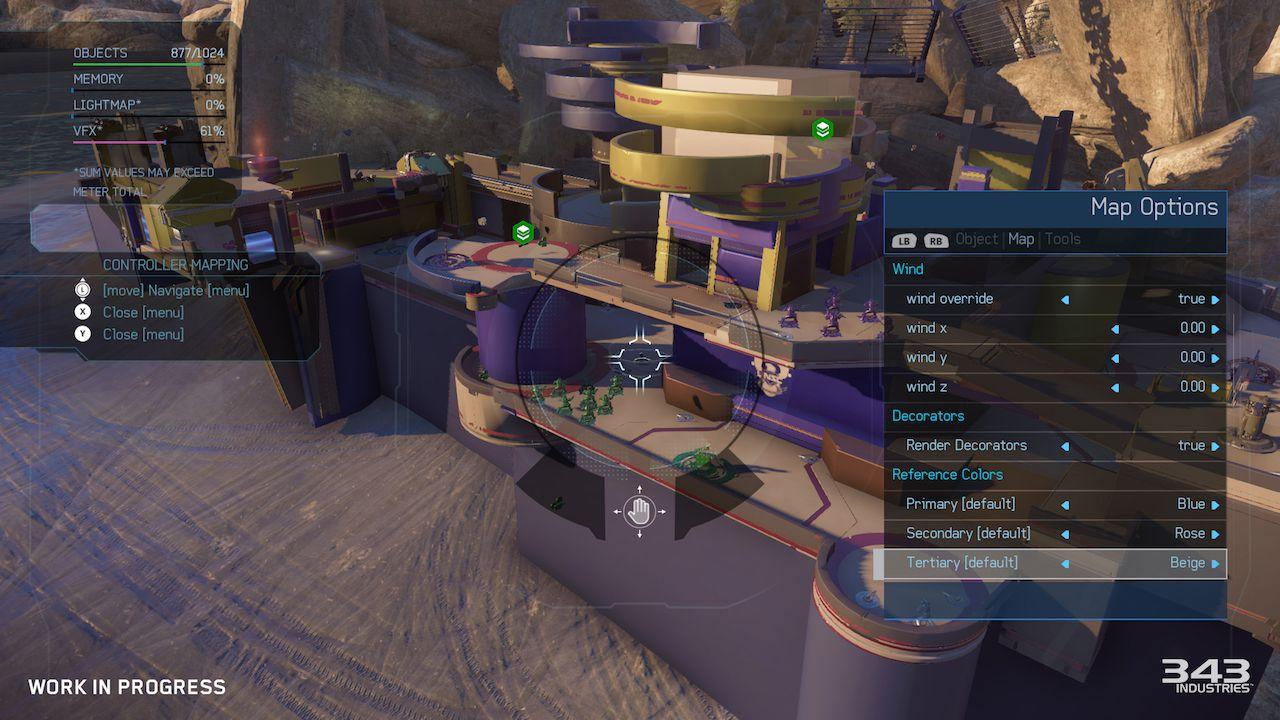 Halo 5: in arrivo tutorial e file browser per la fucina