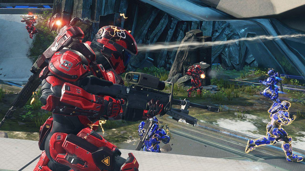 Halo 5: online la preview playlist Assalto per 5 mappe