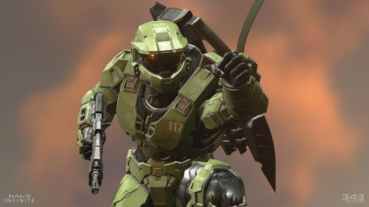 Halo Infinite: 343 risponde alle critiche sul comparto tecnico