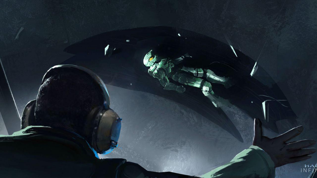 Halo Infinite, Microsoft conferma: sarà all'evento Xbox del 23 luglio