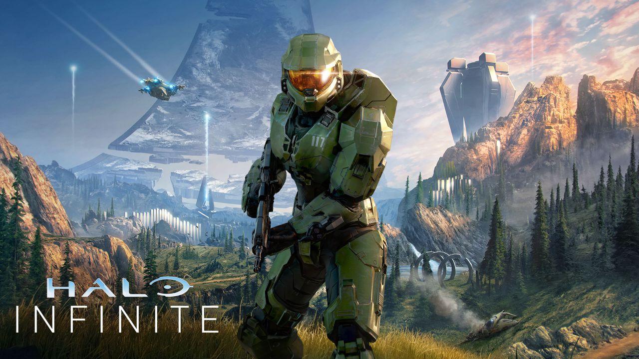Halo Infinite: Microsoft pubblica un nuovo wallpaper e la copertina del gioco