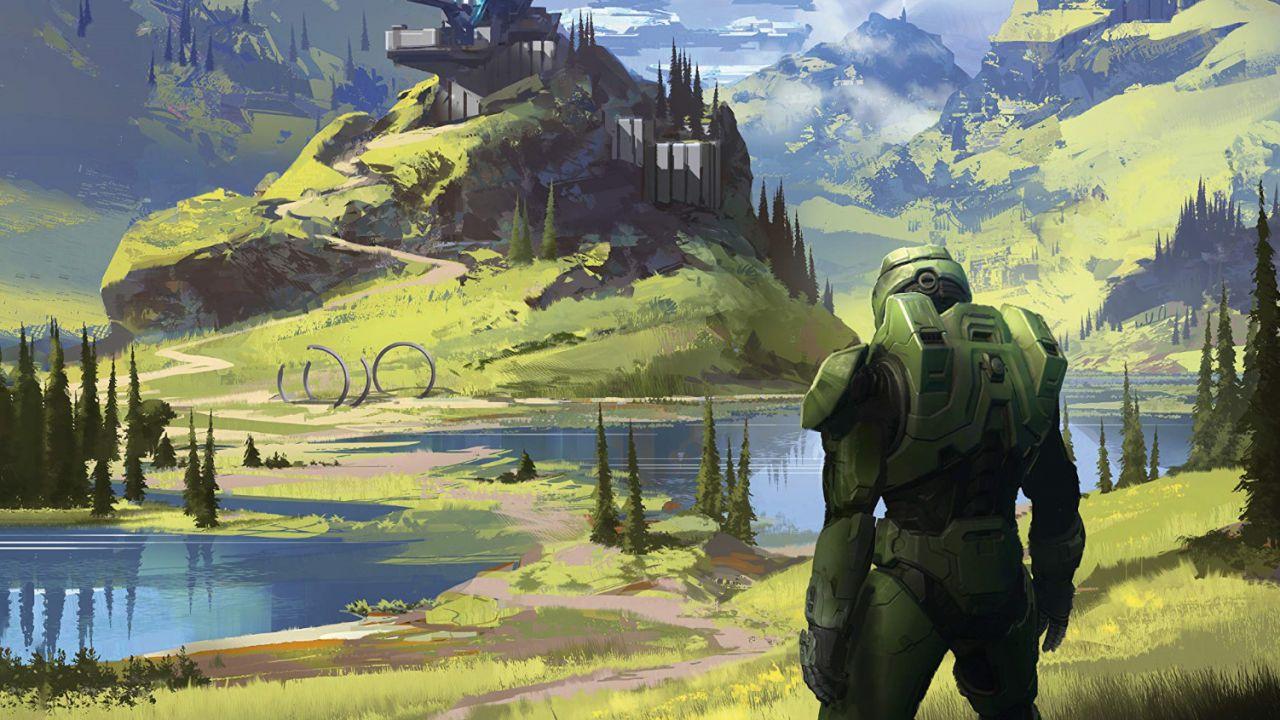 Halo Infinite: un rumor dubbio cita il lancio di 4 capitoli e 2 spin-off in 10 anni