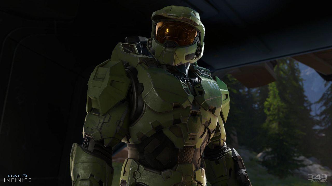 Halo Infinite: serie TV e outsourcing eccessivo tra le cause del rinvio?
