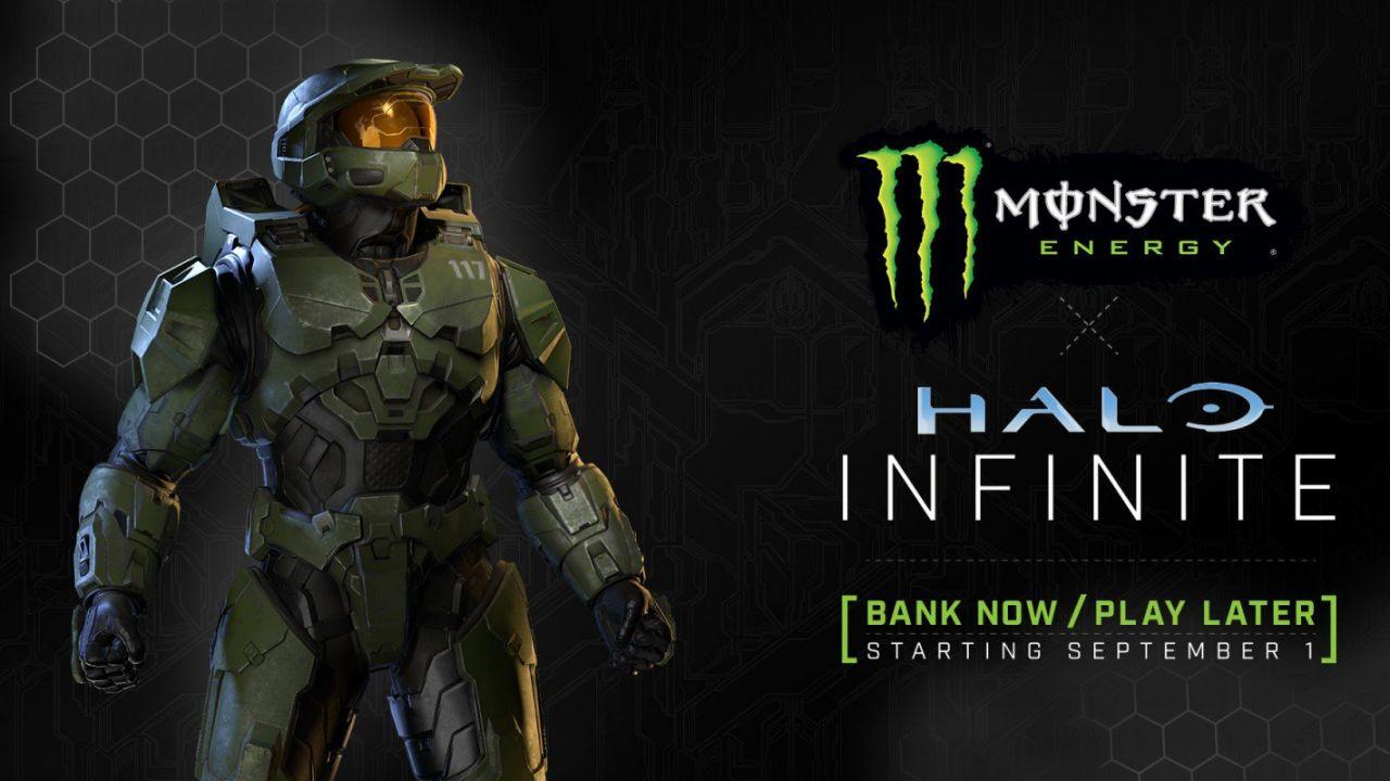 Halo Infinite X Monster: la promozione potrebbe aver svelato il prezzo di Xbox Series X?
