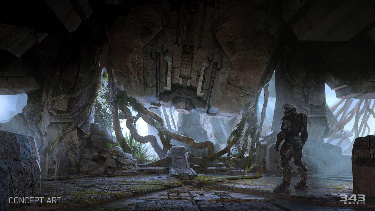 Halo Master Chief Collection - in diretta con Melagoodo dalle 14