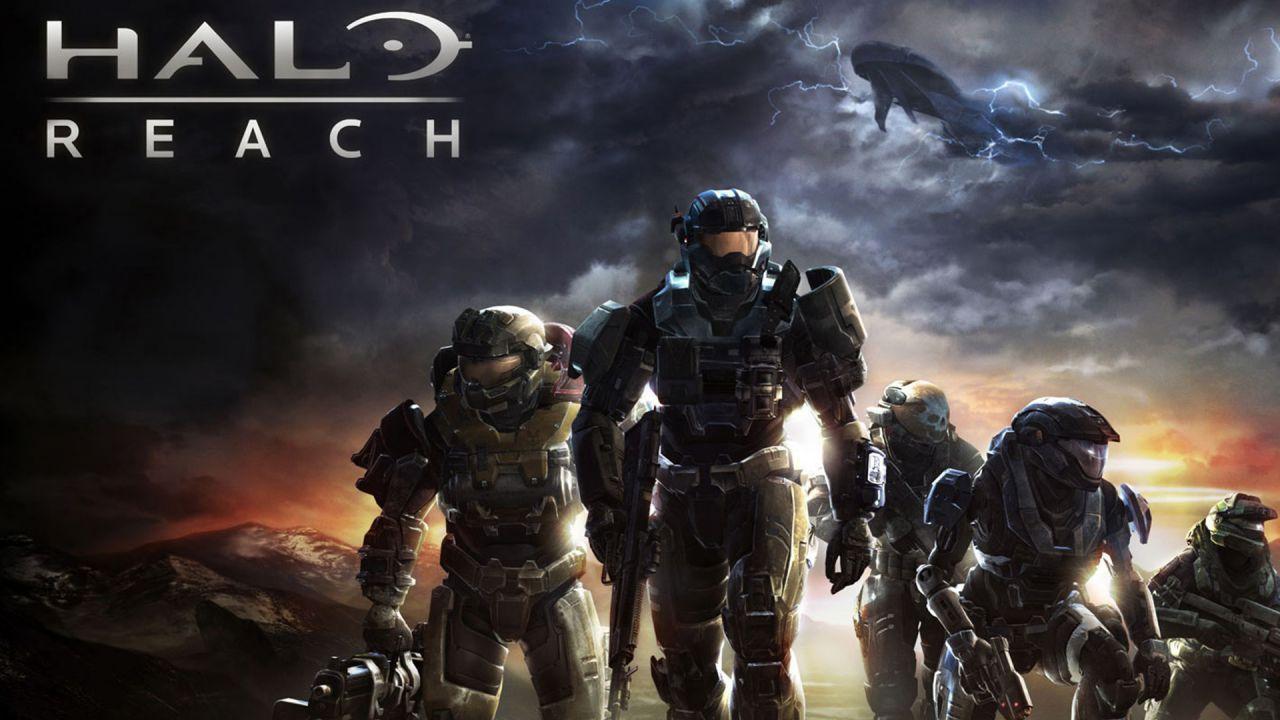 Halo: Reach, mostrate le quattro mappe della Beta