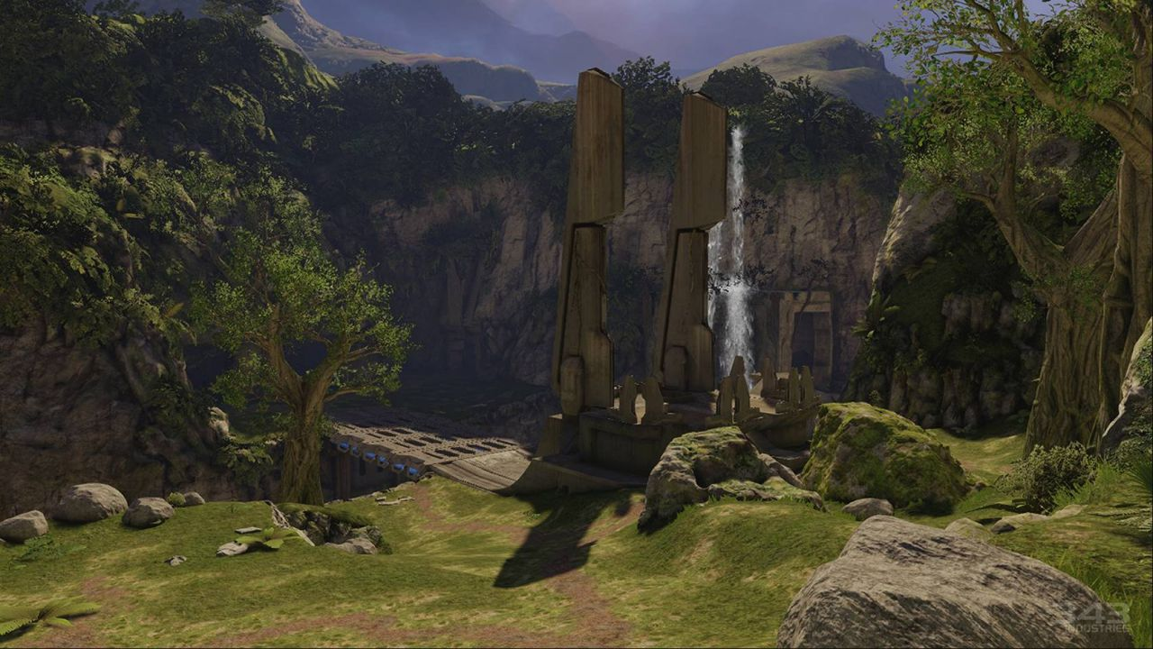 Halo The Master Chief Collection: 343 Industries elogia le nuove cut-scene di Halo 2