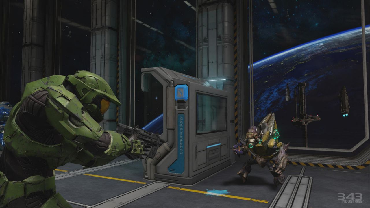 Halo The Master Chief Collection: 343 Industries ha ridotto le playlist
