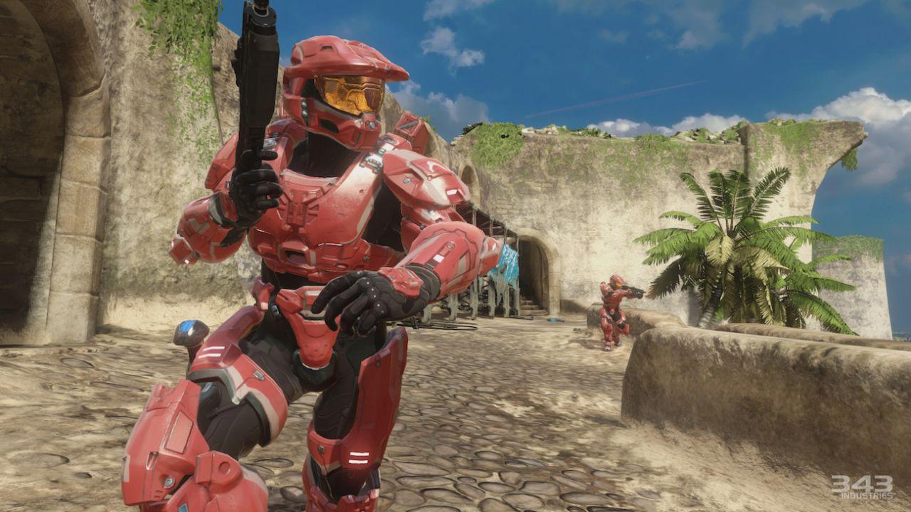 Halo The Master Chief Collection disponibile per il preload