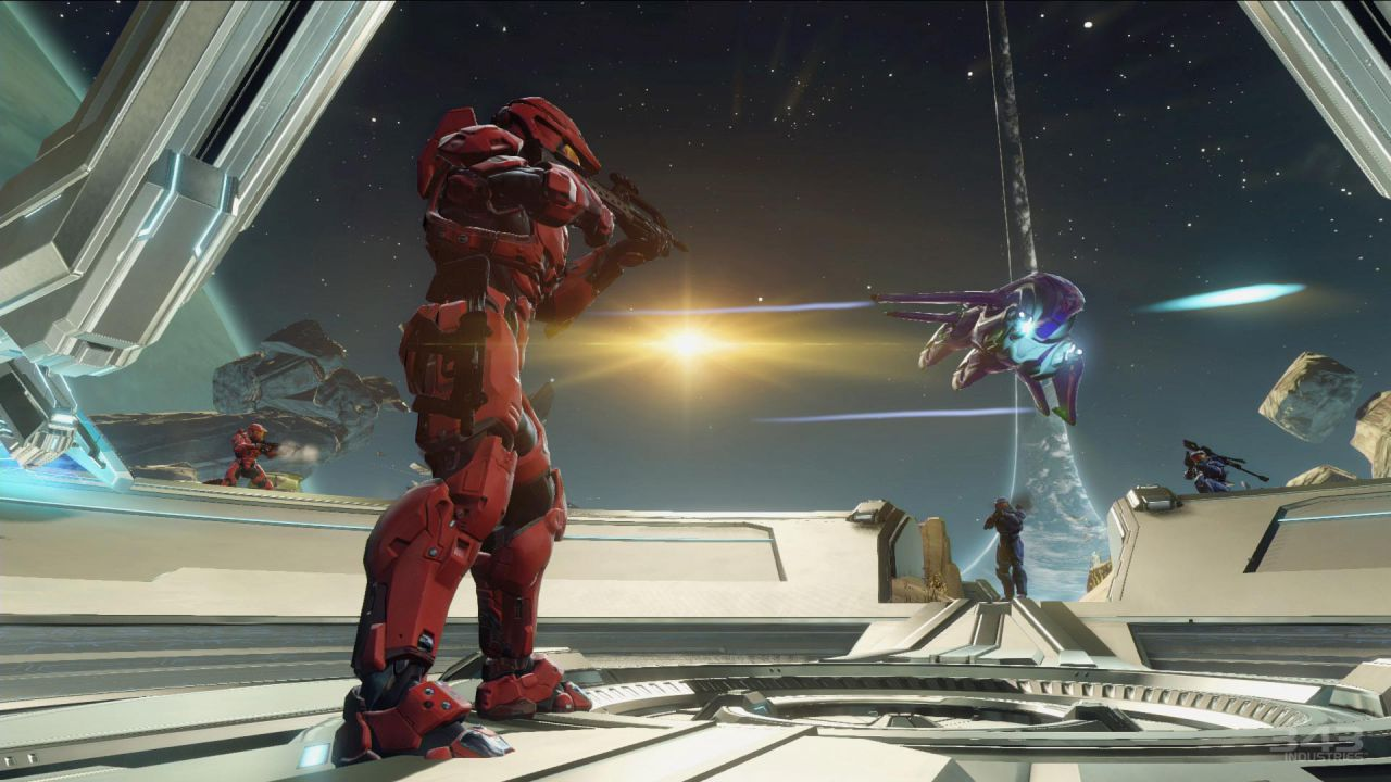 Halo The Master Chief Collection: nuova patch disponibile