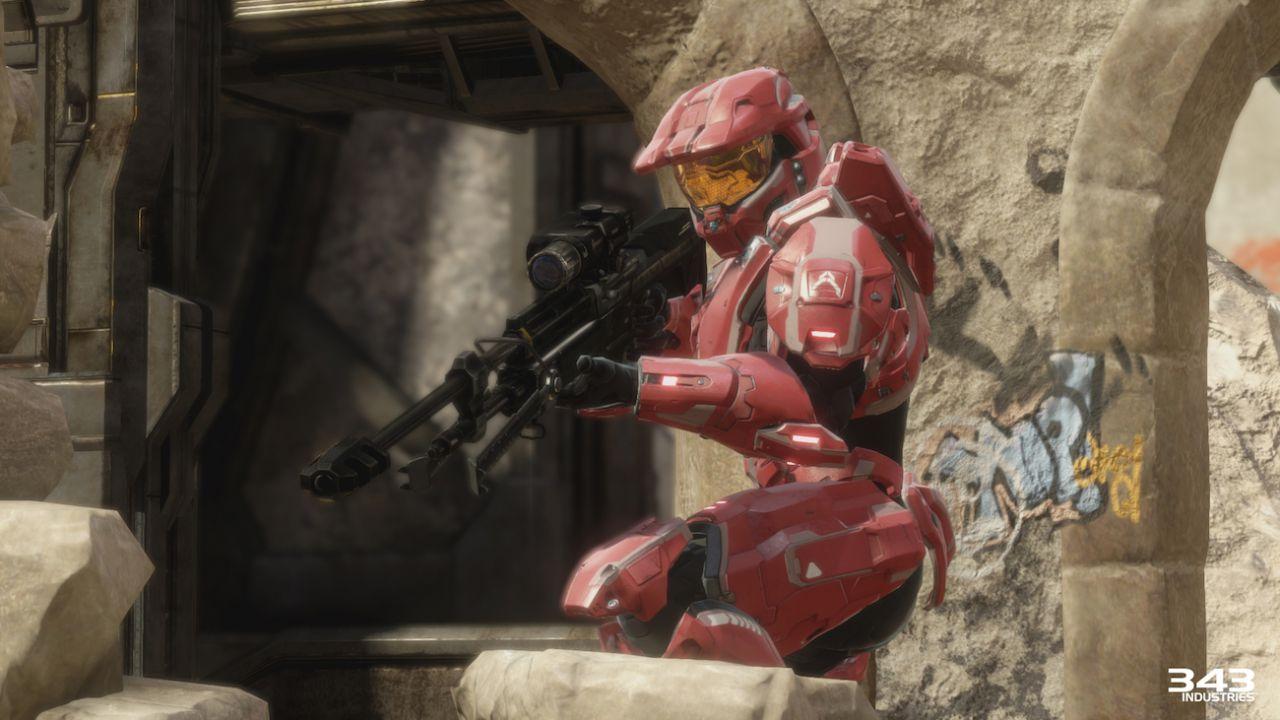 Halo The Master Chief Collection: rilasciate nuove immagini