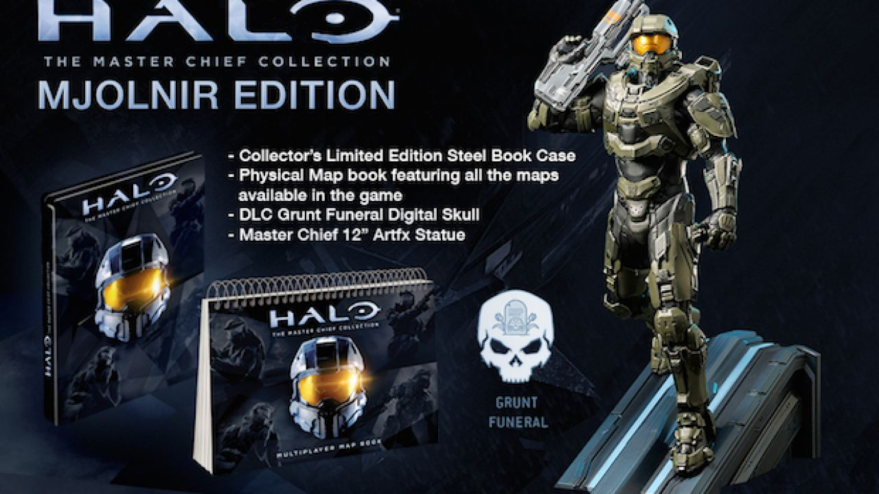 Halo: The Master Chief Collection, il video completo del panel per il Comic-Con di San Diego