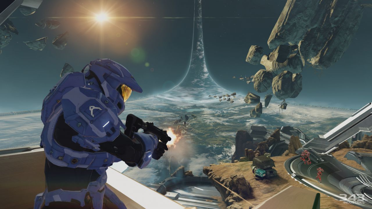 Halo The Master Chief Collection: video gameplay di Halo 3