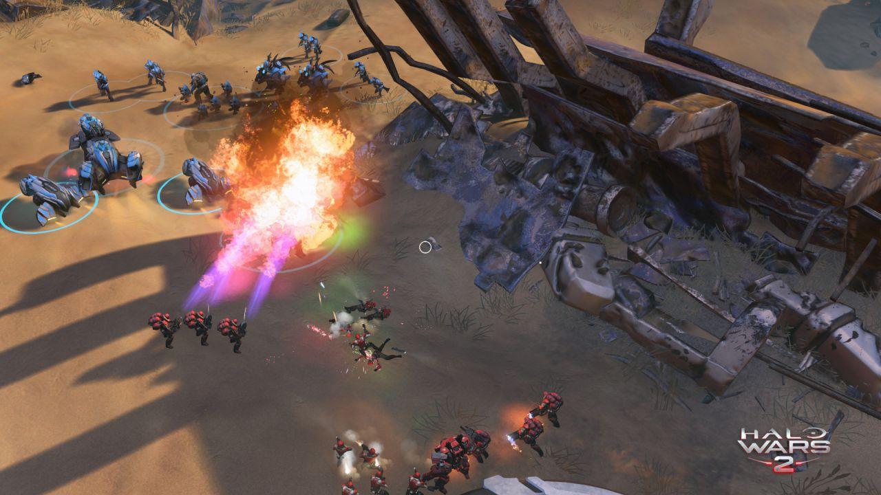 Halo Wars 2 avrà una modalità di gioco del tutto nuova