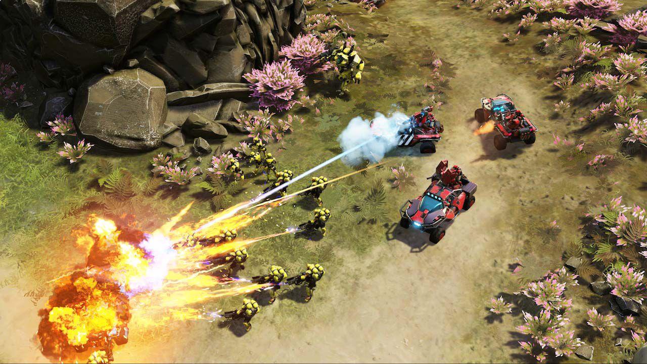 Halo Wars 2: nuovi screenshot della campagna e della modalità Blitz