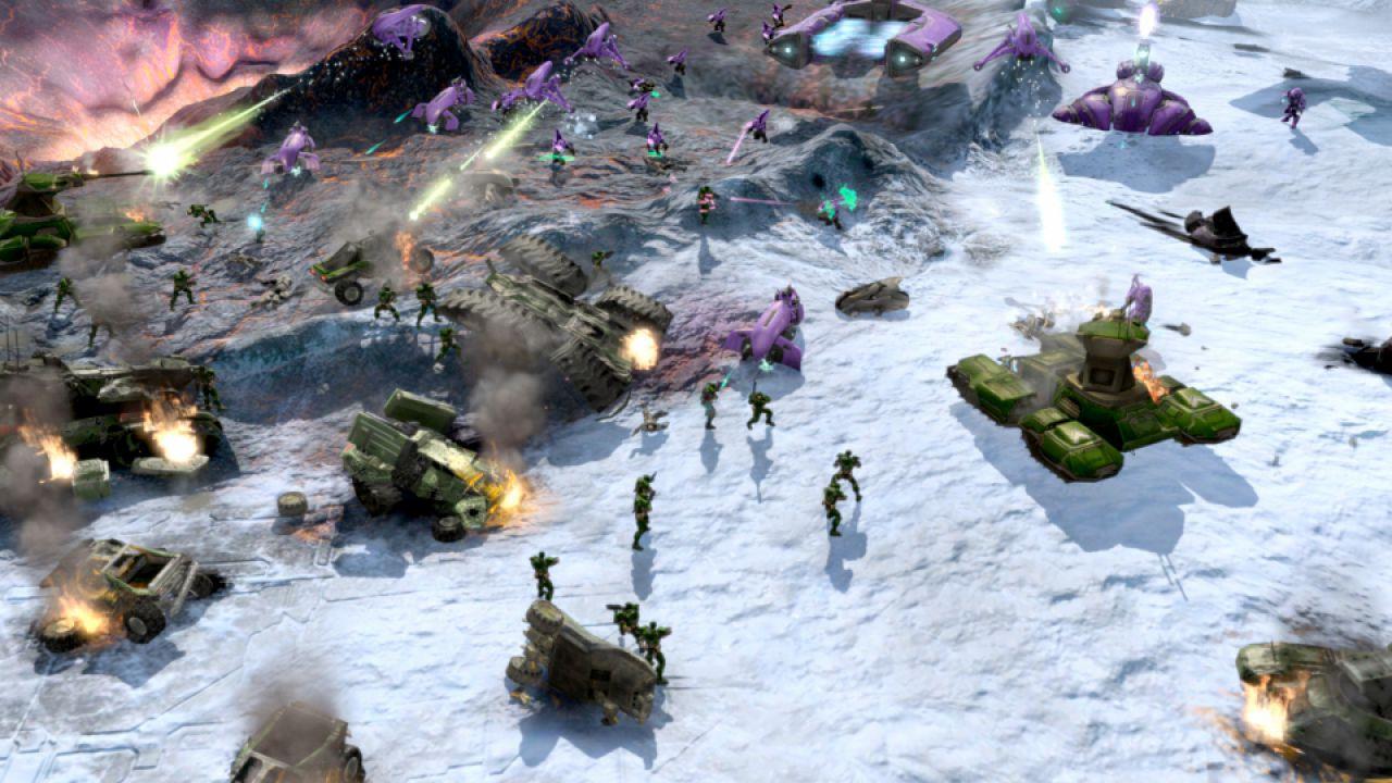 Halo Wars gratis per gli utenti Gold in Giappone