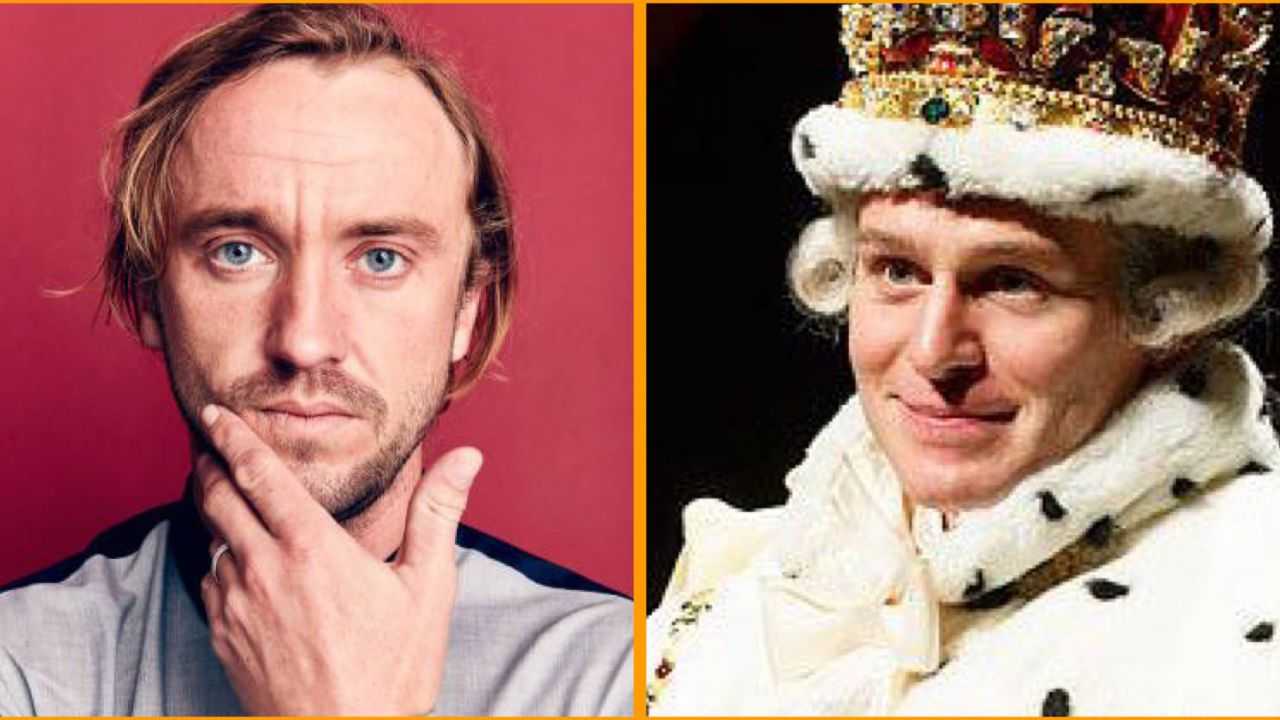 Hamilton o Hamiltom? La star di Harry Potter Tom Felton canta come Re Giorgio sui social