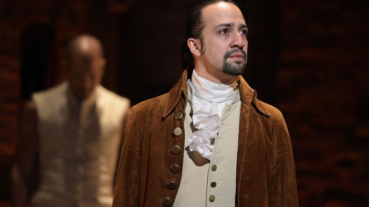 Hamilton: il musical di Lin Manuel Miranda in estate su Disney+, anche in Italia